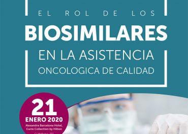 """Jornada: """"El Rol de los Biosimilares en la Asistencia Oncológica de Calidad"""""""