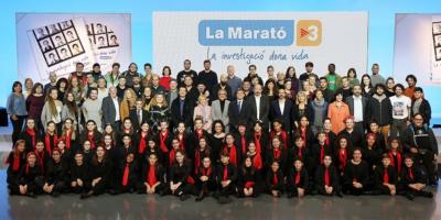 26 de Noviembre: publicación del Libro de La Marató 2018 de TV3