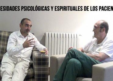 Las necesidades psicológicas y espirituales de los pacientes con Francisco Gil