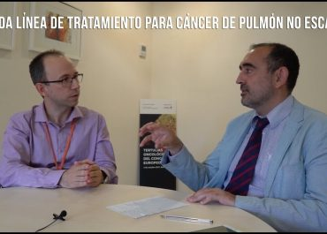 Segunda línea de tratamiento para cáncer de pulmón no escamoso - Dr. Ernest Nadal