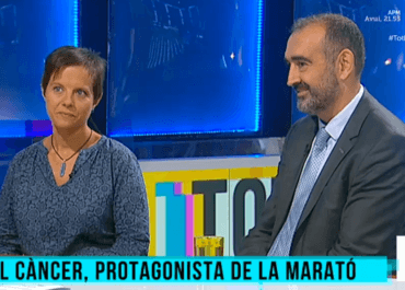 La Marató 2018: Cáncer
